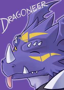Dragoneer, dibujado por Bo-Gilliam